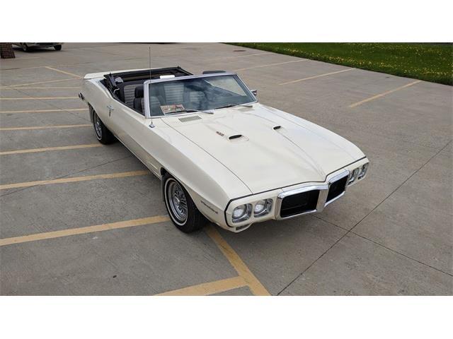 Picture of 1969 Pontiac Firebird Offered by  - Q8BT