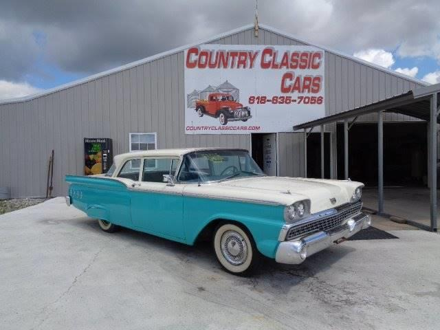Picture of '59 Fairlane 500 - Q8BV