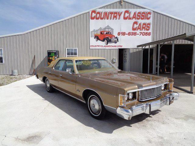 Picture of '76 Marquis - Q8BY