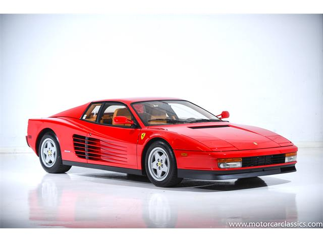 Picture of '91 Testarossa - Q8C6