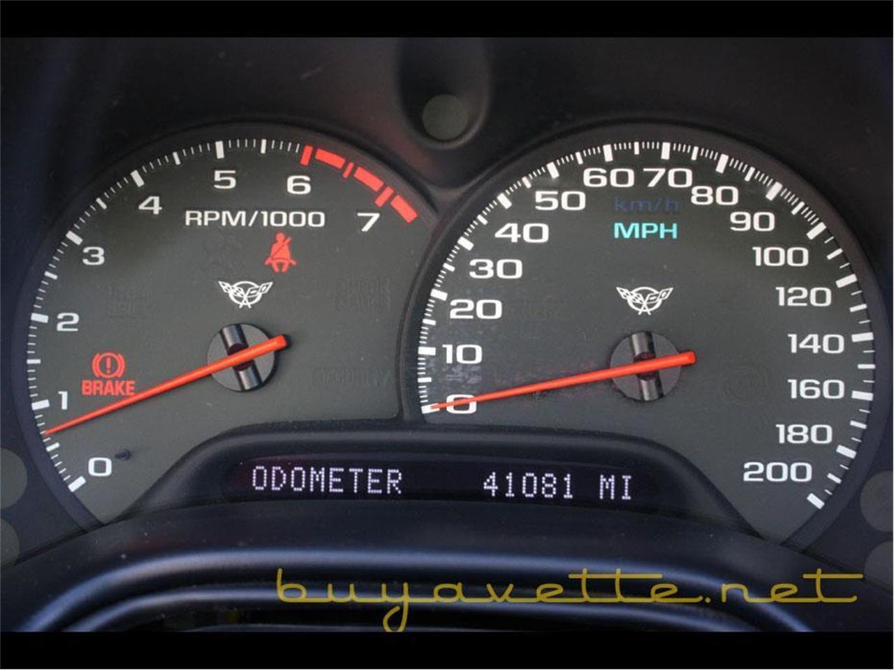 Large Picture of '01 Corvette - Q8C8