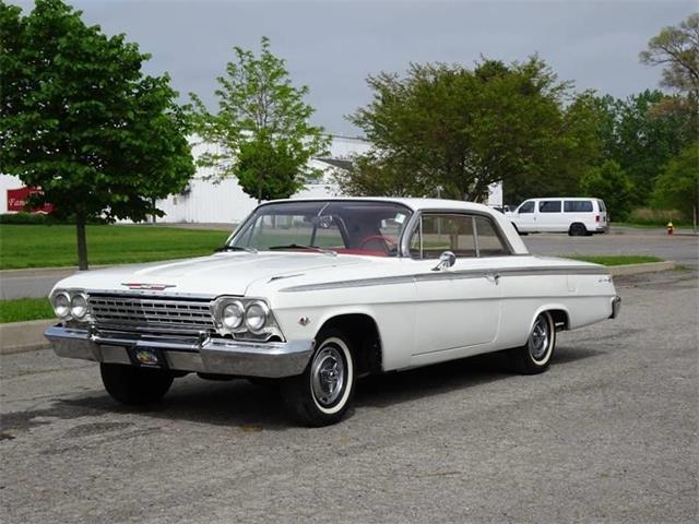 1962 Chevrolet Impala For Sale On Classiccars Com On Classiccars Com
