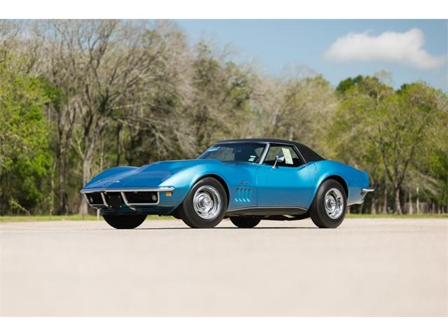 Picture of '69 Chevrolet Corvette located in Houston Texas Auction Vehicle - Q5NP