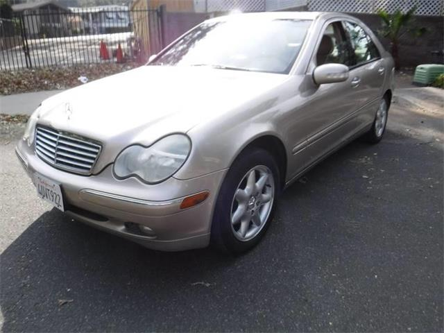 Picture of '02 C-Class - Q8DC