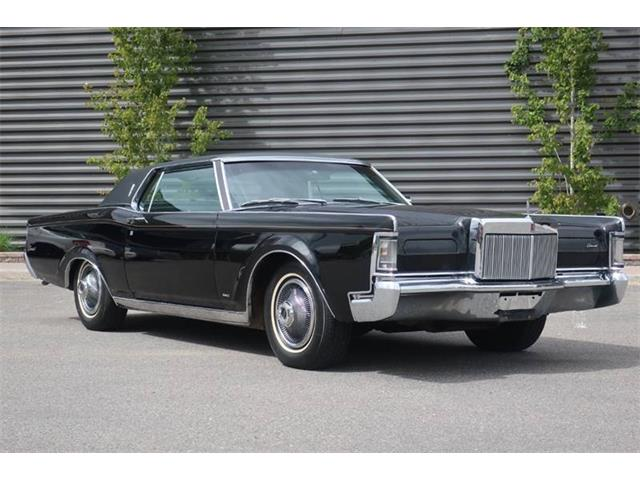 Picture of '69 Continental - Q8ES