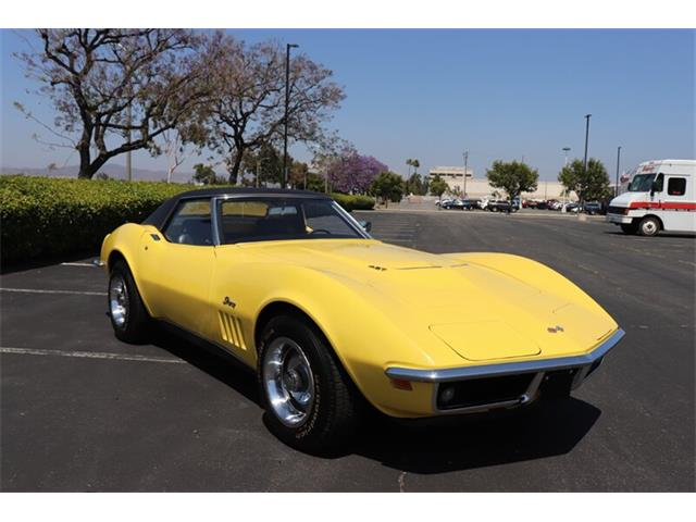 Picture of '69 Corvette - Q8ET