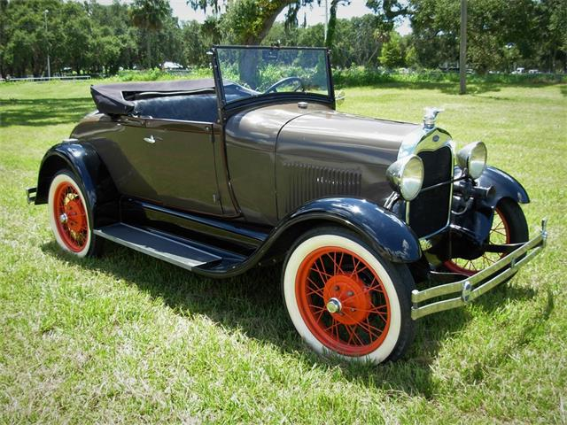 Picture of 1929 Model A Offered by  - Q8F3