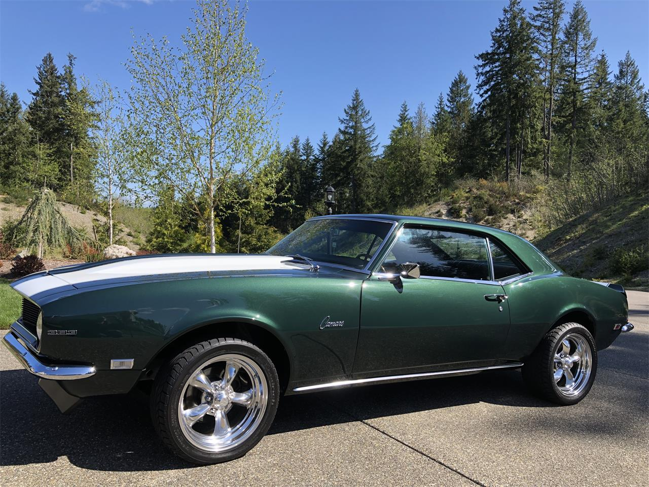 Large Picture of '68 Camaro located in Washington Offered by a Private Seller - Q8FK