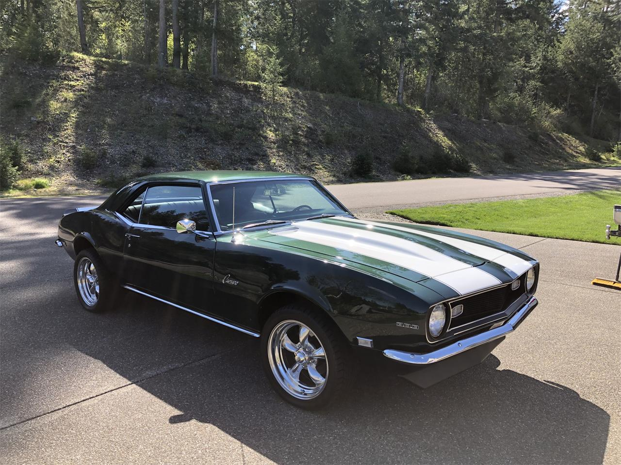 Large Picture of 1968 Camaro located in Washington Offered by a Private Seller - Q8FK