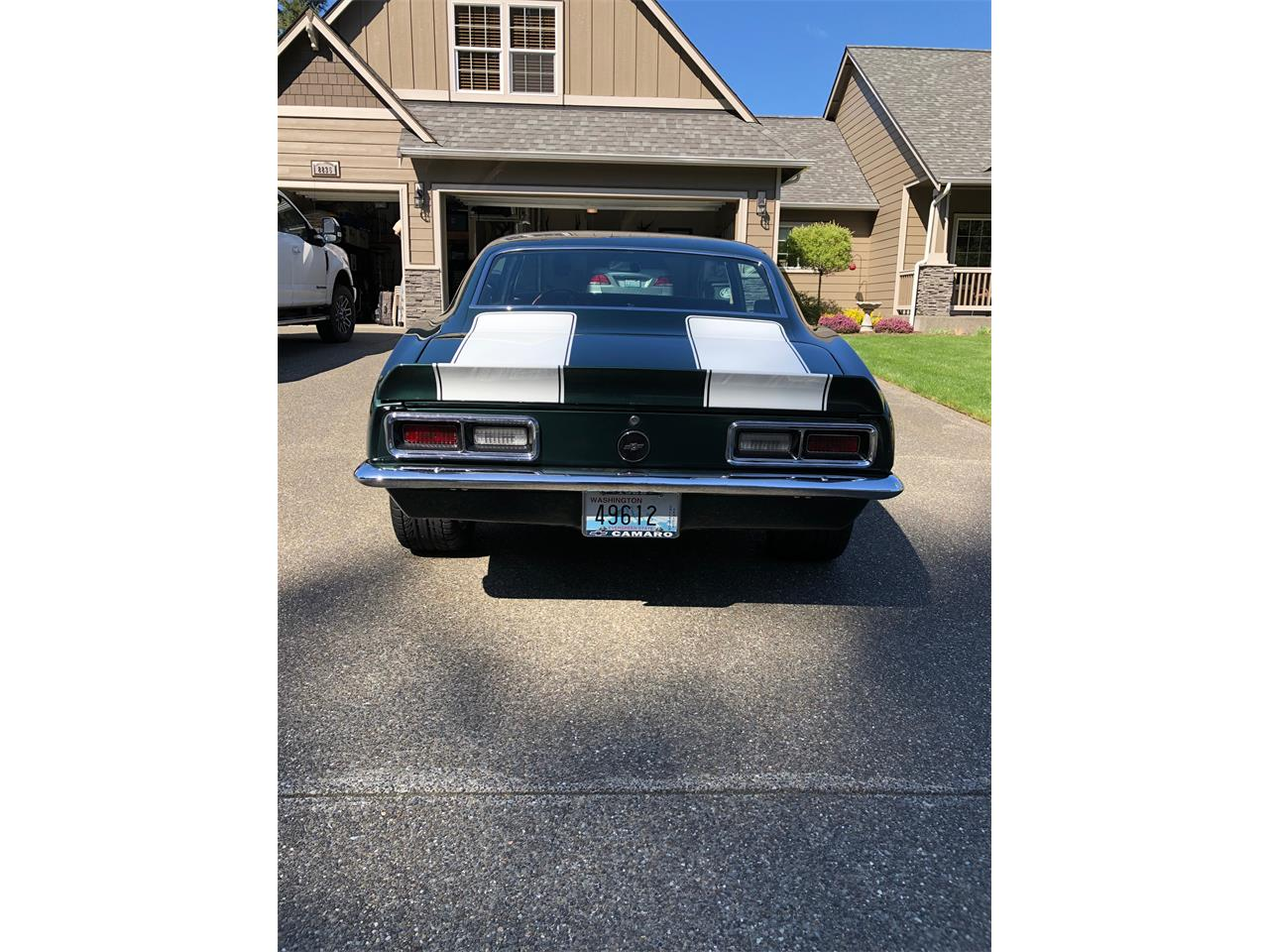 Large Picture of Classic '68 Camaro located in Olympia Washington - $42,500.00 Offered by a Private Seller - Q8FK