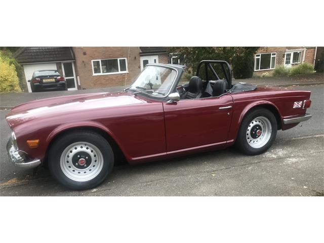 Picture of 1968 TR6 located in Hastings Sussex - $26,900.00 - Q8G6
