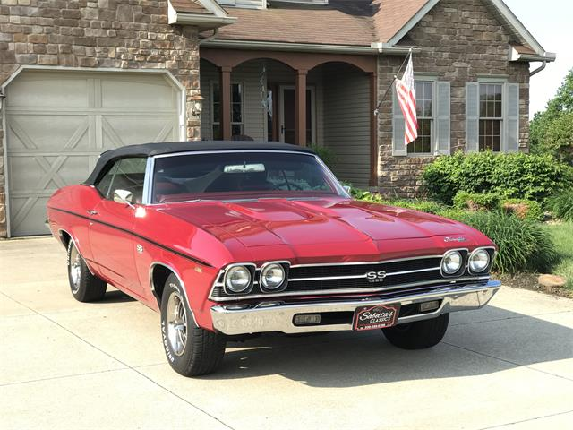 Picture of '69 Chevelle SS - Q8GU