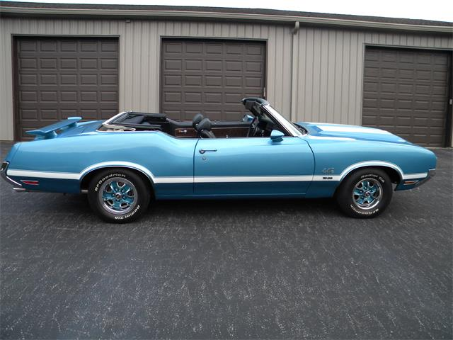 Picture of '70 Cutlass 442 - Q8HI