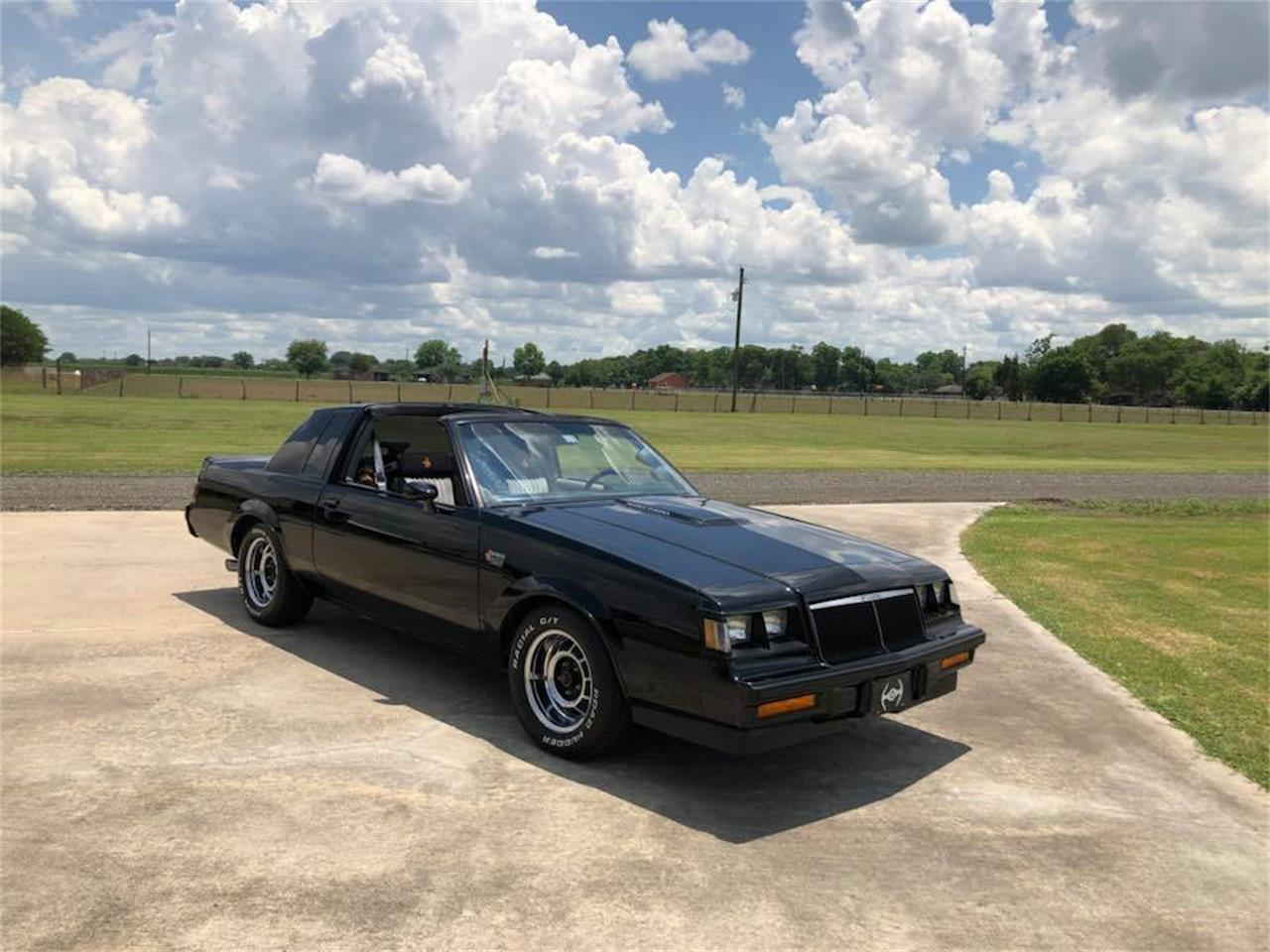 Large Picture of 1986 Buick Grand National located in Texas - Q8HL