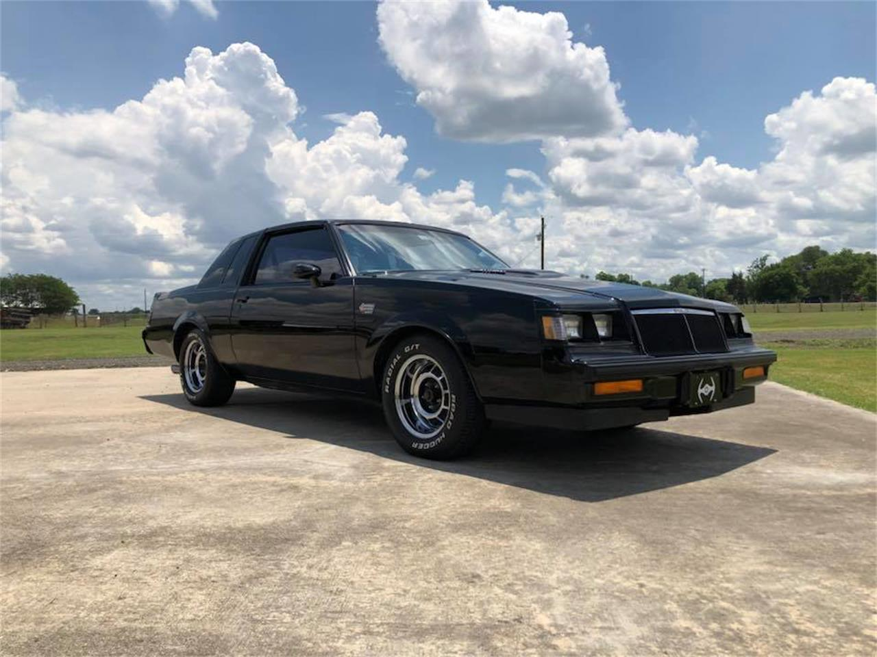 Large Picture of '86 Grand National - Q8HL