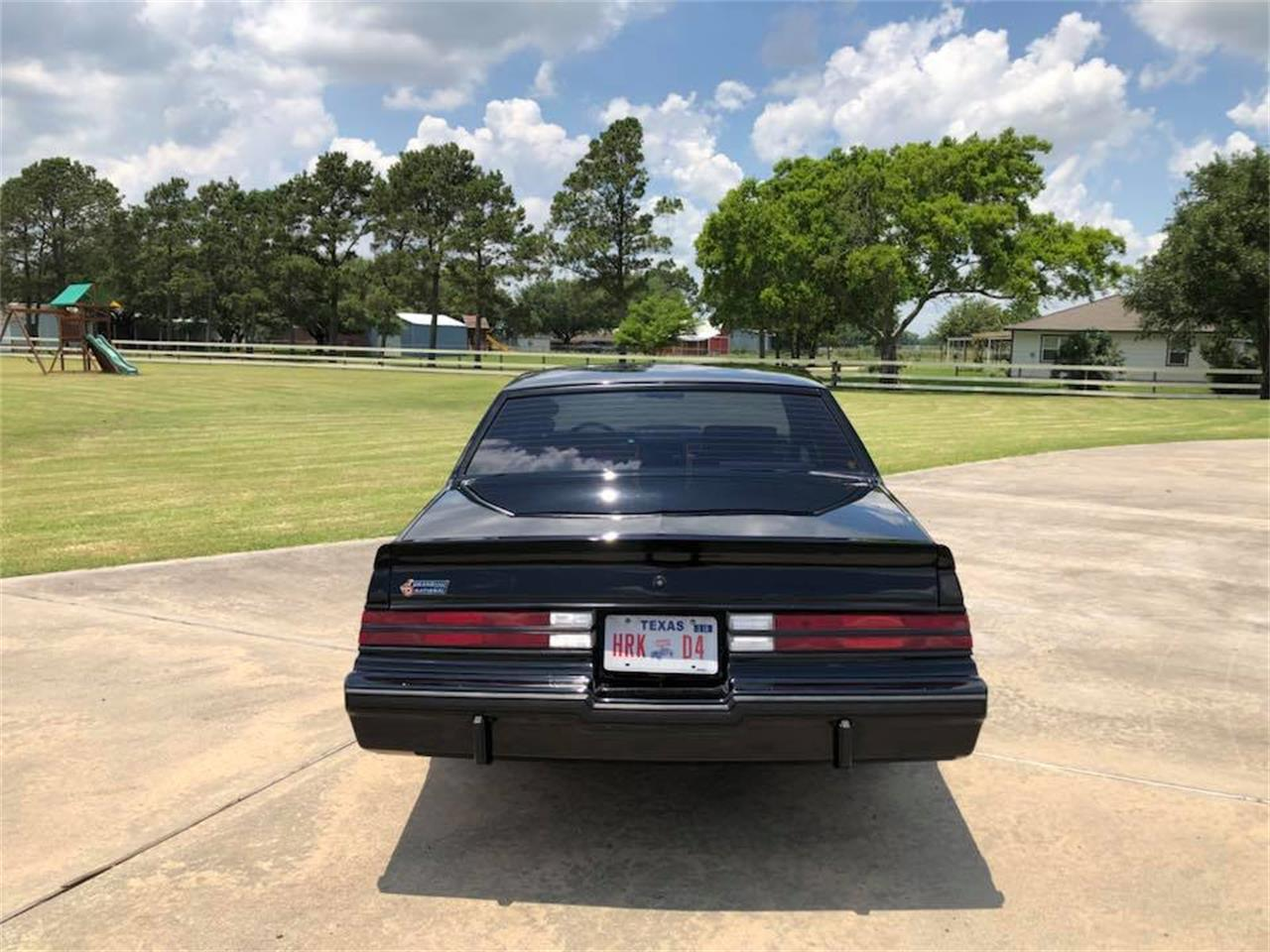Large Picture of '86 Grand National located in BEASLEY Texas - $35,000.00 Offered by a Private Seller - Q8HL
