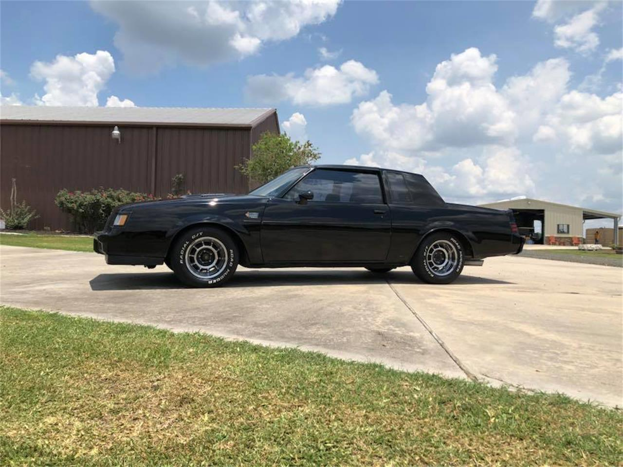 Large Picture of 1986 Grand National located in BEASLEY Texas - $35,000.00 Offered by a Private Seller - Q8HL