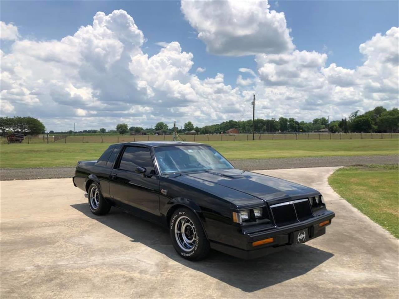 Large Picture of '86 Buick Grand National - $35,000.00 - Q8HL