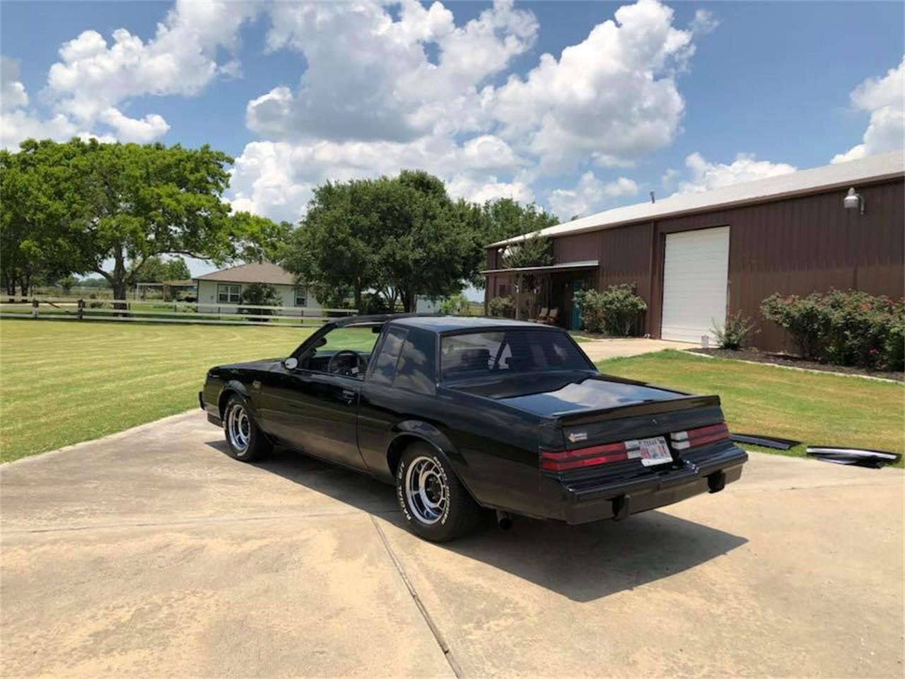 Large Picture of 1986 Buick Grand National Offered by a Private Seller - Q8HL