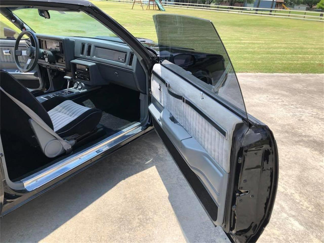 Large Picture of '86 Buick Grand National located in Texas - Q8HL