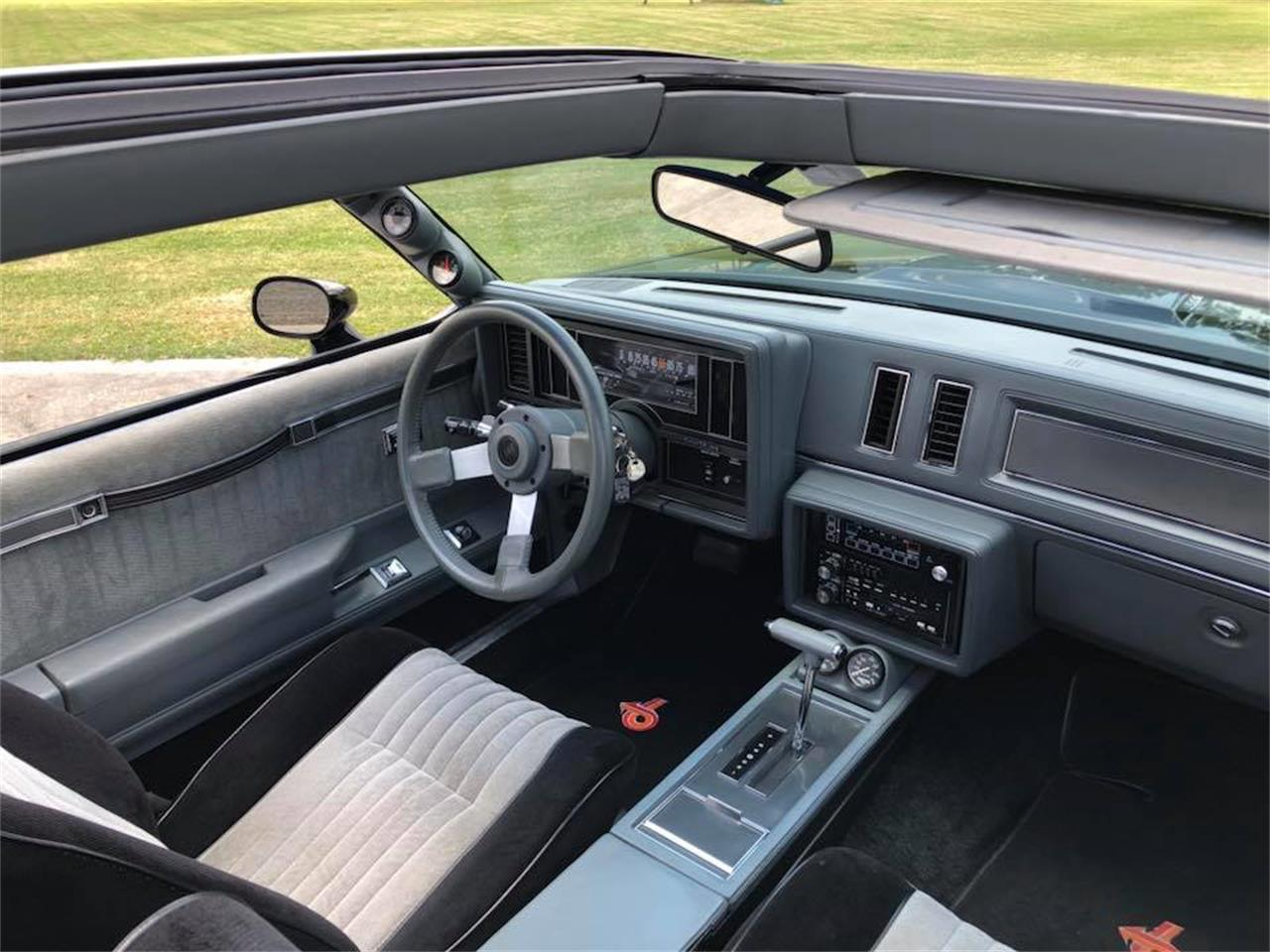 Large Picture of 1986 Buick Grand National located in Texas Offered by a Private Seller - Q8HL