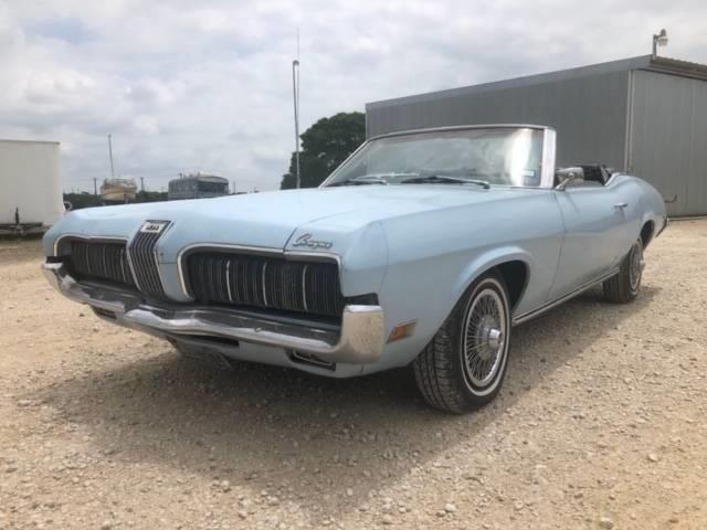 Picture of Classic 1970 Cougar located in Long Island New York - Q8HT