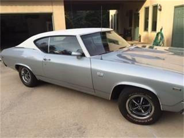 Picture of '69 Chevelle - Q8HU