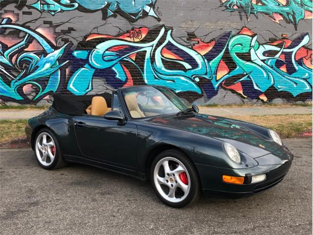 Picture of '95 Porsche 911 Offered by  - Q8IU