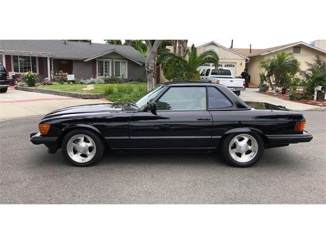 Picture of '77 450SL - Q8IX