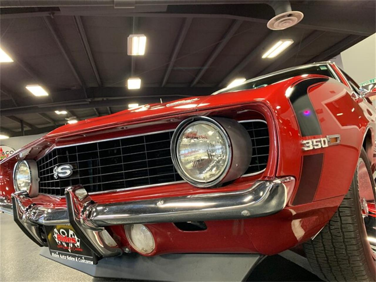 Large Picture of '69 Camaro SS - Q8J0