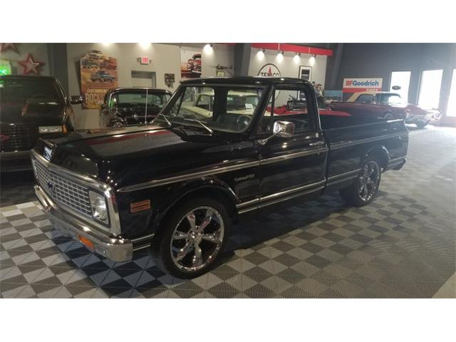 Picture of '69 Chevrolet C10 located in Elkhart Indiana - $34,900.00 Offered by  - Q8J2