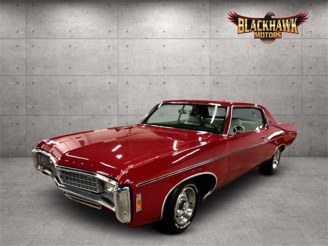 Picture of Classic 1969 Chevrolet Impala located in Gurnee Illinois - $20,500.00 Offered by  - Q8J4