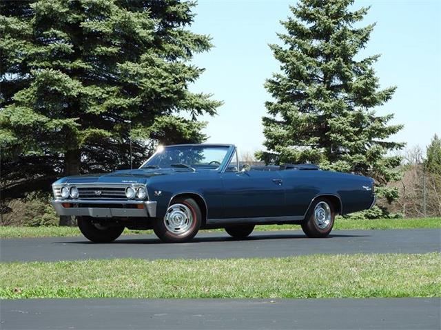 Picture of '67 Chevelle - Q8J6