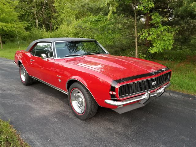 Picture of '67 Camaro RS/SS - Q8JD