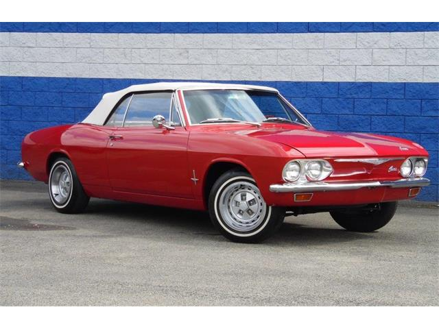 Picture of '66 Corvair - Q8JG