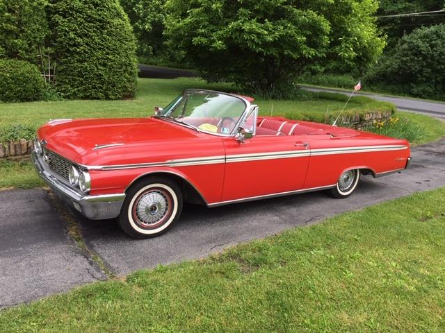 Picture of '62 Galaxie 500 Sunliner - Q8JL