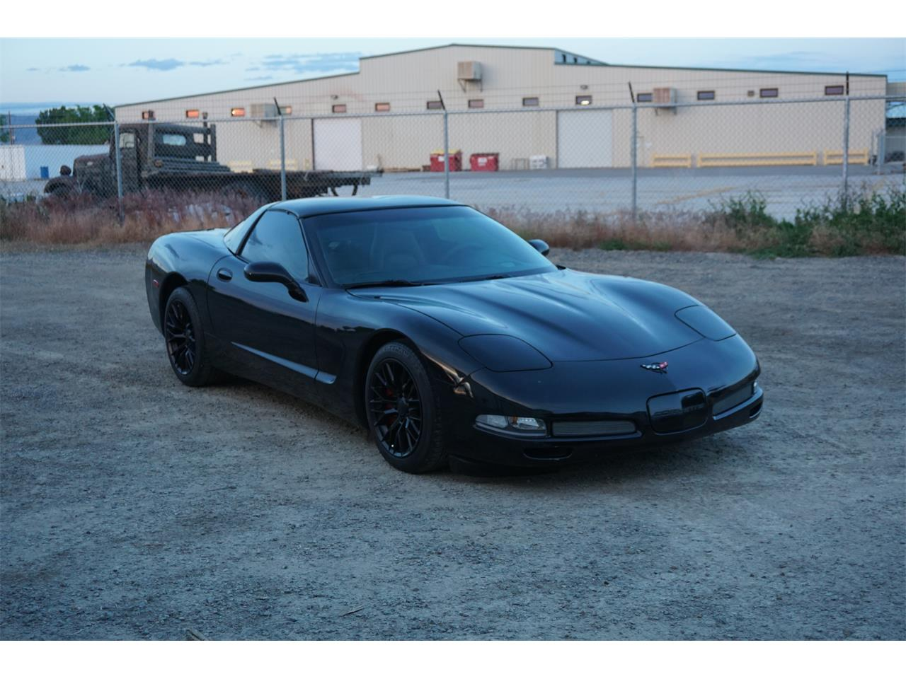 Large Picture of '02 Corvette located in Colorado Offered by a Private Seller - Q8JM