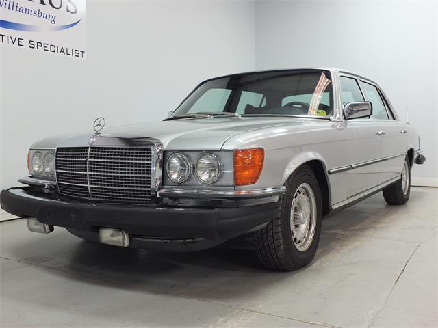 Picture of 1977 Mercedes-Benz 450SEL located in Williamsburg Virginia - Q8JN