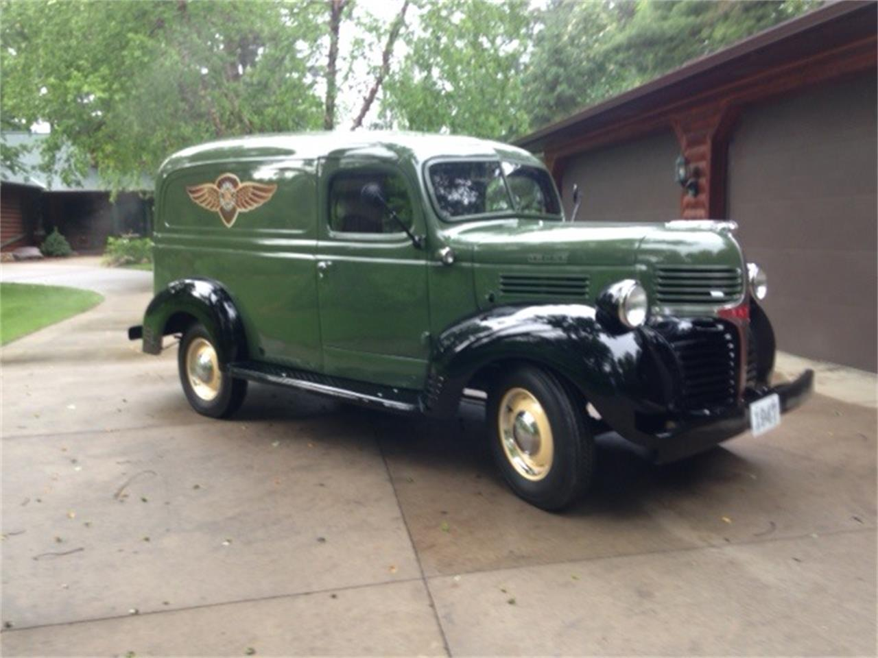 Large Picture of '47 Panel Truck - Q8JS