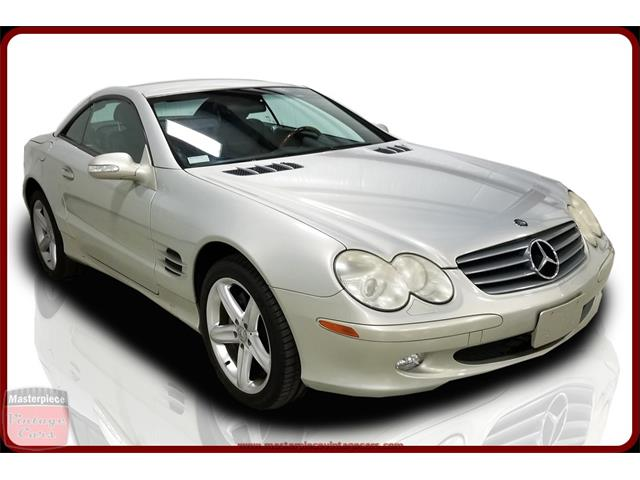 Picture of '03 SL500 located in Indiana Offered by  - Q8JZ