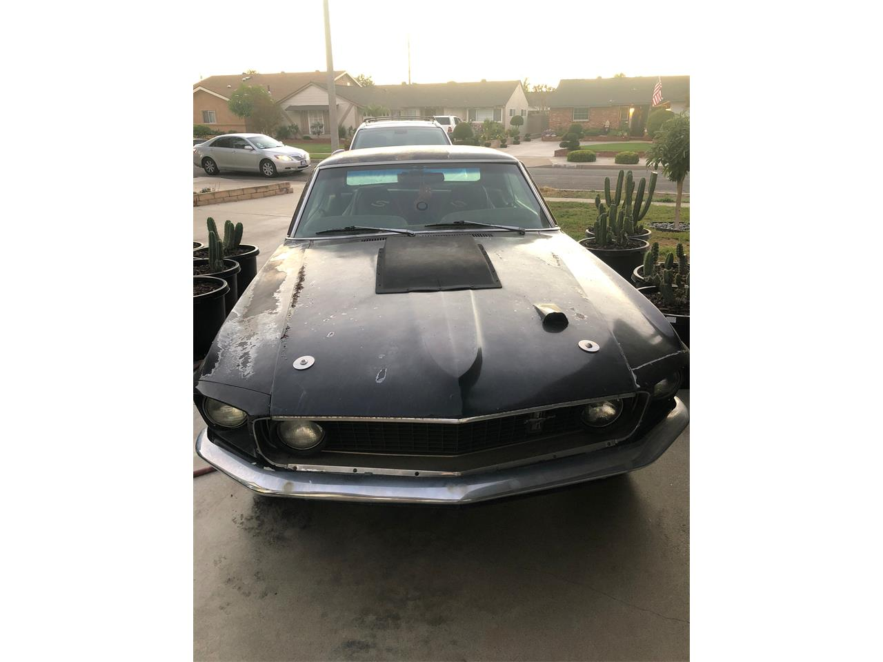 Large Picture of '69 Mustang - Q8K5