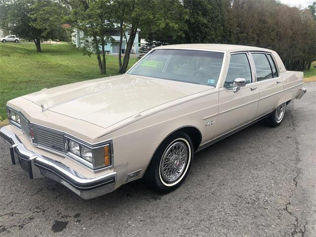 Picture of 1983 Oldsmobile Regency located in Mill Hall Pennsylvania - Q8KA