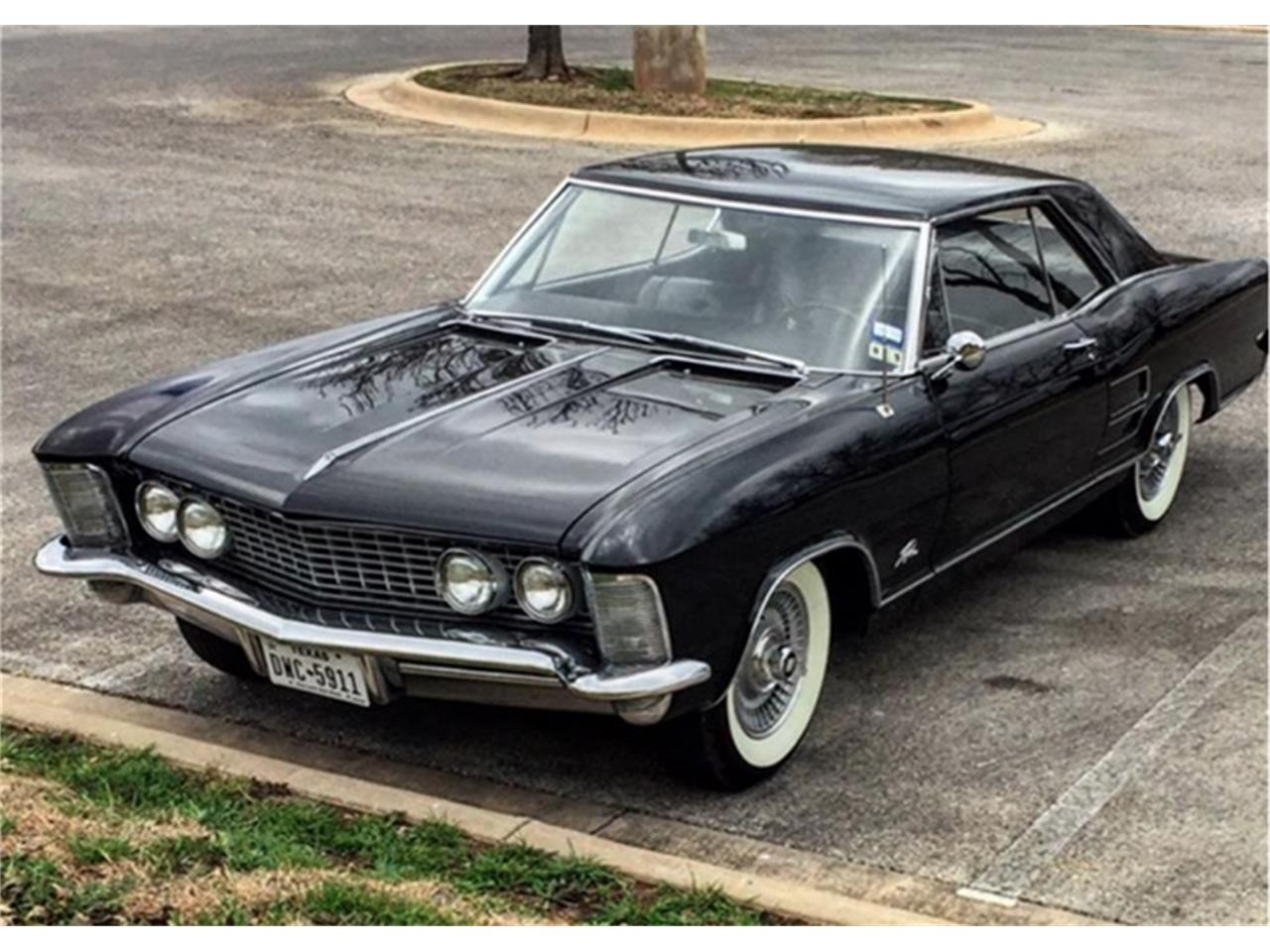 Large Picture of 1963 Riviera located in Austin Texas - $25,000.00 - Q8L8