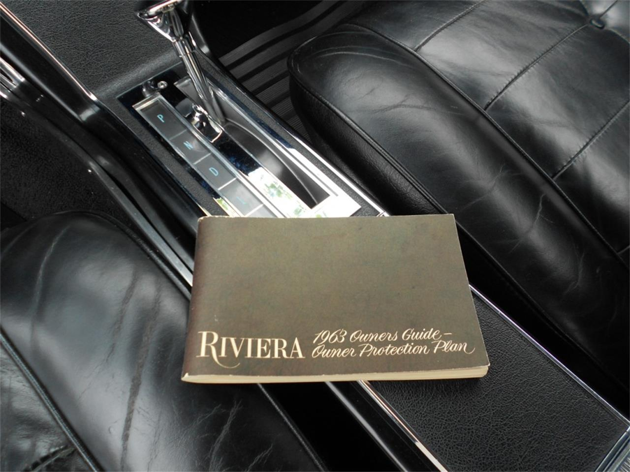 Large Picture of 1963 Riviera located in Austin Texas - Q8L8