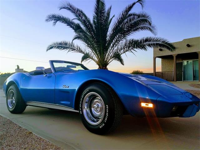 Picture of '75 Corvette - Q8L9
