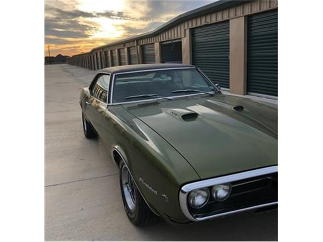 Picture of Classic 1968 Pontiac Firebird Offered by a Private Seller - Q8LJ