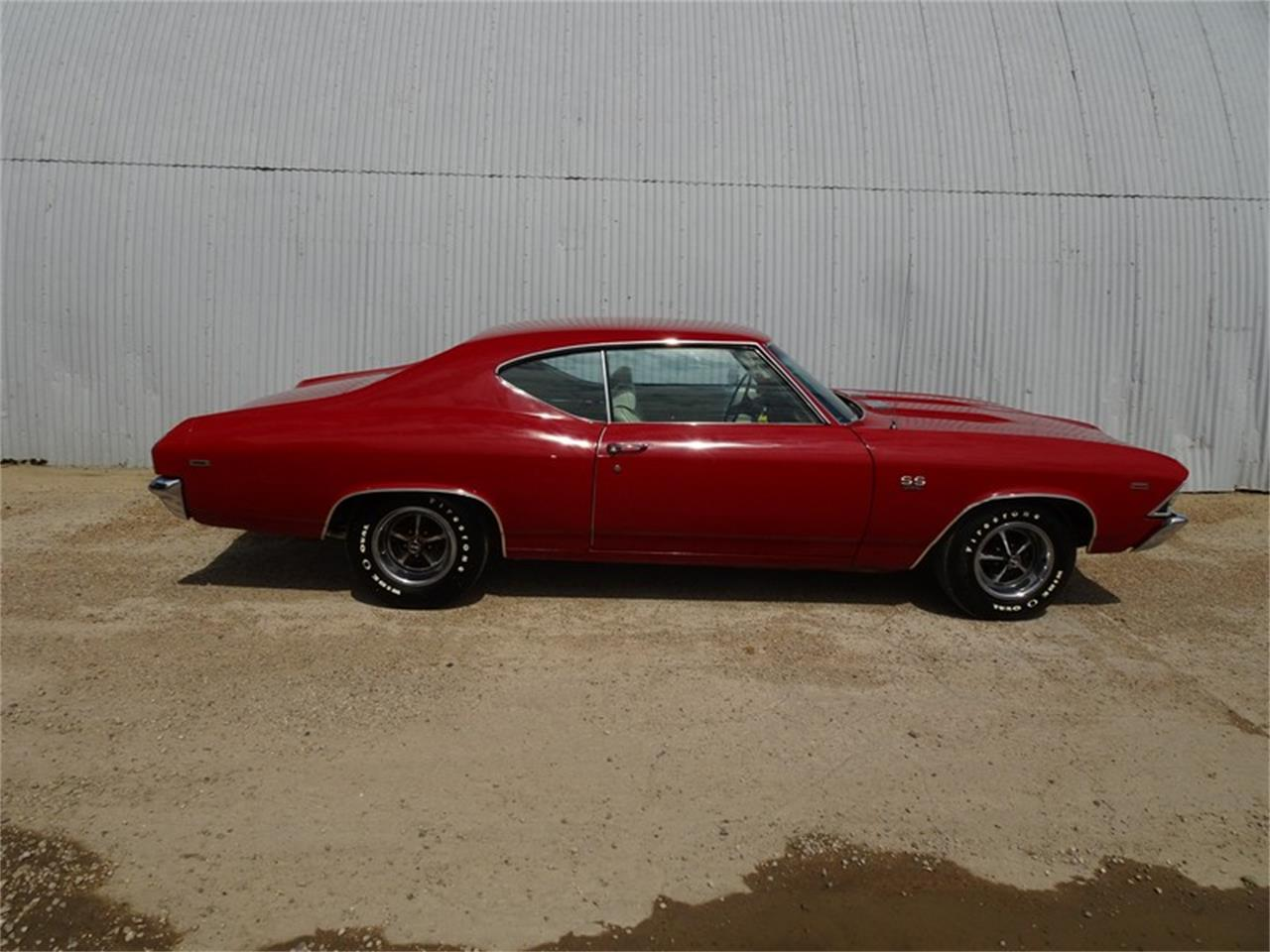 Large Picture of '69 Chevelle SS - Q8LO
