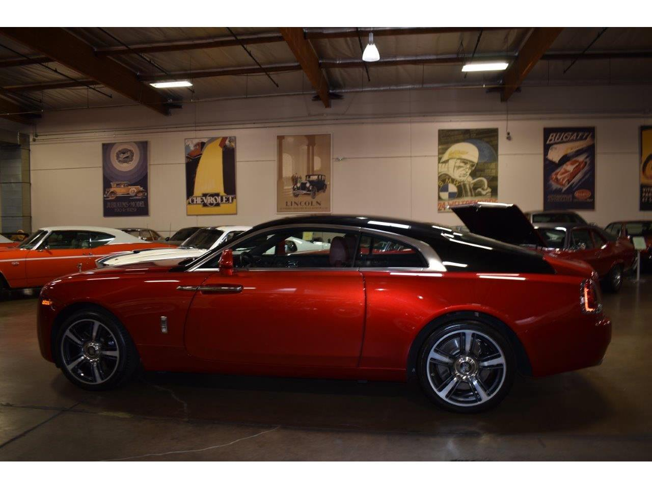 Large Picture of '14 Silver Wraith - Q8LP