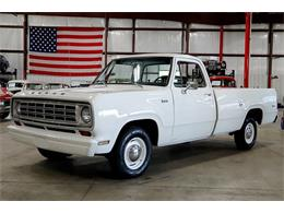 Picture of 1974 D100 located in Kentwood Michigan Offered by GR Auto Gallery - Q8LY