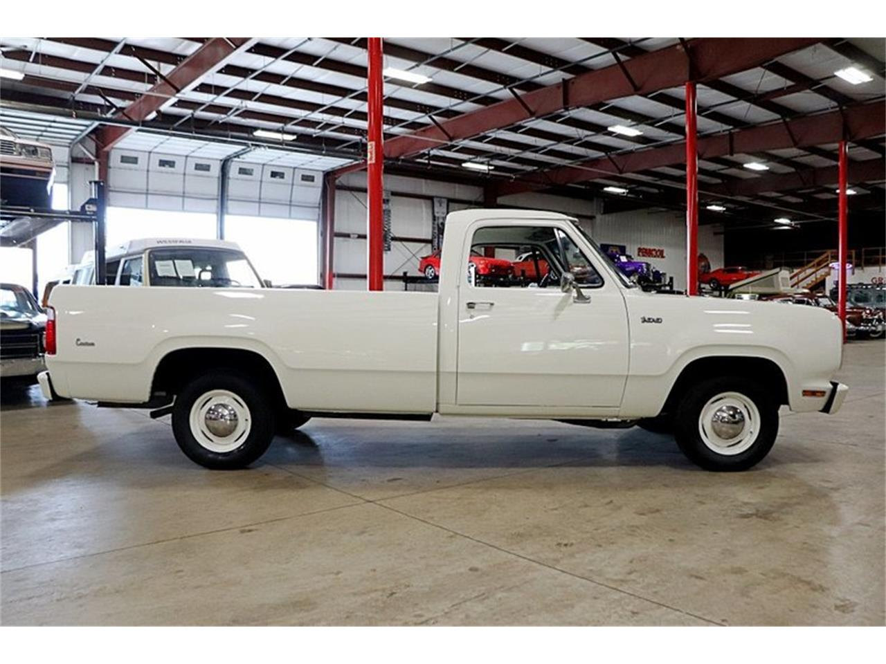 Large Picture of '74 Dodge D100 - Q8LY